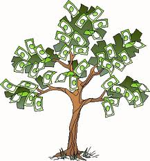 Residual Income from your money tree