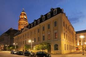 The Radisson Blu Gewandhaus Hotel Dresden