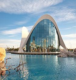 L'Oceanografic, Valencia, Spain