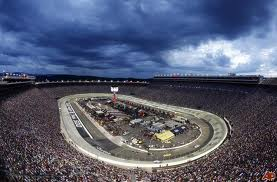 NASCAR at Bristol Racetrack