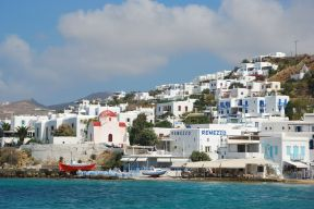 Picture of Mykonos, Greece