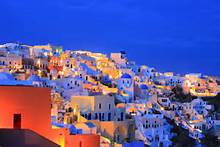Picture of Santorini