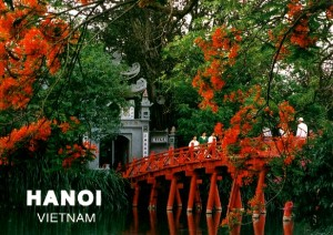 Picture of Hanoi, Vietnam