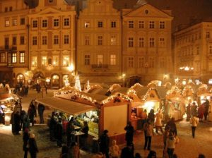 Picture of Prague Christmas Market