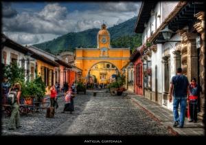 Picture of Antigua, Guatemala