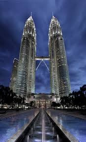 Picture of Petronas Twin Towers