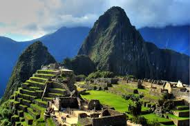 Picture of Machu Picchu