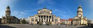 Picture of Gendarmenmarkt Square